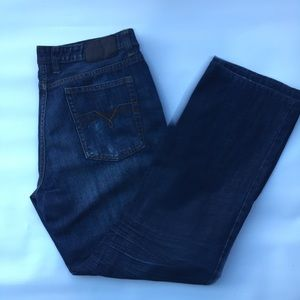 Other - Men's Kenneth Cole Reaction 34/32 straight jeans